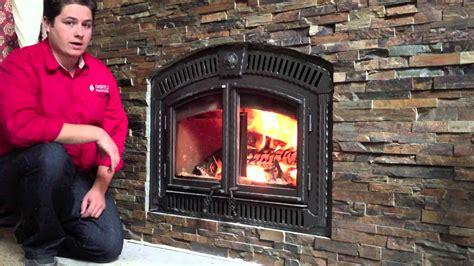 NZ3000 Napoleon Wood Burning Fireplace Zero Clearance