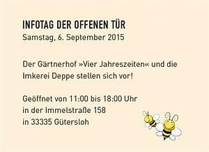 Was Vertreibt Bienen : bienen stadtmagazin f r g tersloh ~ Eleganceandgraceweddings.com Haus und Dekorationen