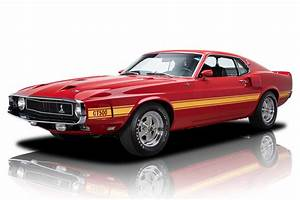 136459 1969 Ford Shelby Mustang GT500 RK Motors Classic Cars and Muscle Cars for Sale