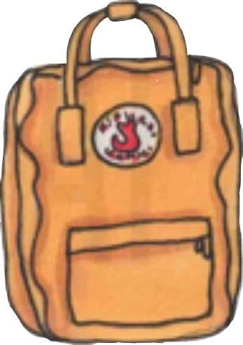backpack tumblr aesthetic aestheticyellow mustard