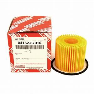 Oil Filter - Auris Club - Toyota Owners Club