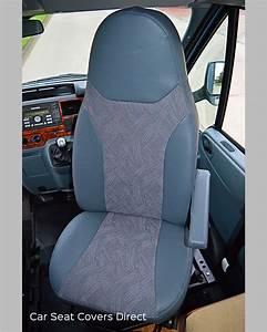 Burstner Nexxo Motorhome Tailored Seat Covers