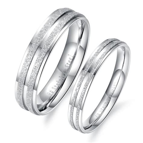 engagement rings for silver