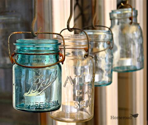 Diy Jar Chandelier by Jar Chandelier Homeroad