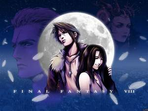 Original Final Fantasy 8 Released On Steam With Achievements