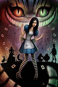 Comics Art, Nszerdy Deviantart Com, Wonderland, Dark Alice ...