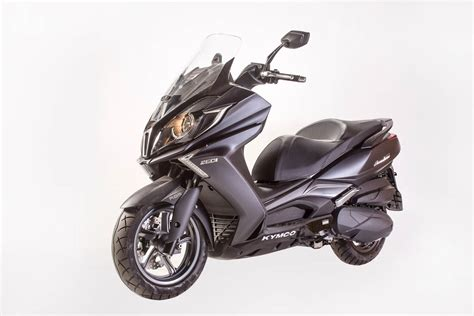 Modification Kymco Downtown 250i by Modenas New Scooter