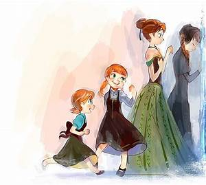 Do you want to build a snowman? - Princess Anna Fan Art ...