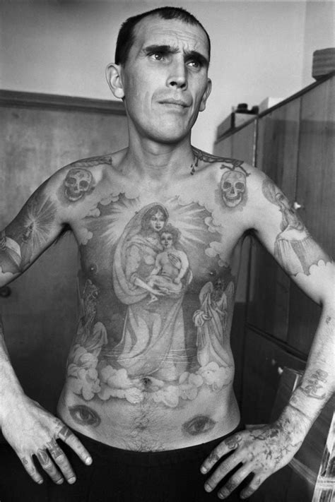 Prison Tattoos Designs, Ideas and Meaning | Tattoos For You