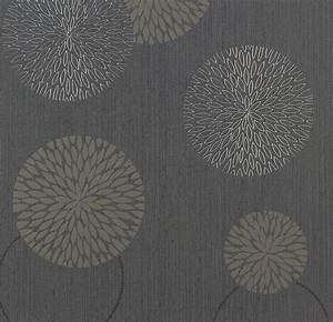Tapete Blumen Modern : tapete blumen as creation spot grau taupe 93791 1 ~ Eleganceandgraceweddings.com Haus und Dekorationen