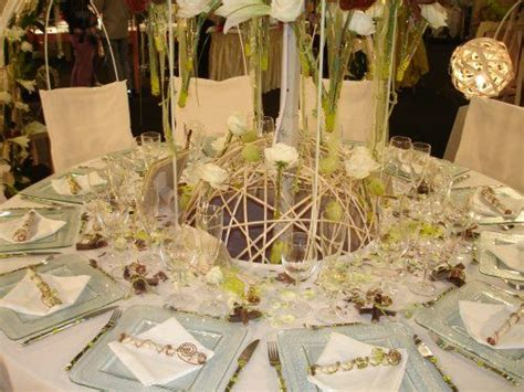 idee decoration table mariage des decorations de centres