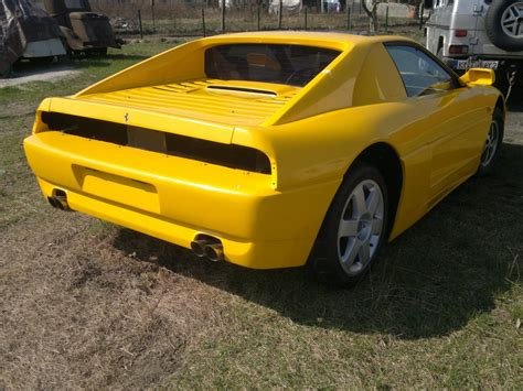 During brian o'conner and dominic toretto 's test drive of the refurbished toyota supra mk iv , the two encounter a man driving the f355 ferrari waiting at the stoplight. Ferrari f355 348 replika Fiero pontiac gm - 7393864150 ...