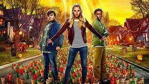 Goosebumps 2 Haunted Halloween Review New Cast Old