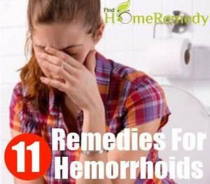 11 Home Remedies Of Bleeding Hemorrhoids - Natural ...