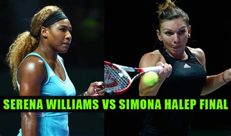 Serena Williams vs Simona Halep Highlights - US OPEN 2016 QF (HD) - video dailymotion