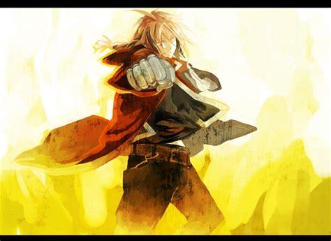 epic fan art  edward elric  fma image anime