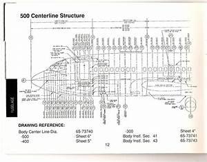 Boeing 737 Forward Fuselage  737-500