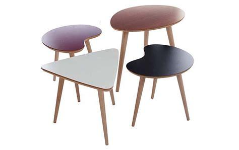 Schöner Wohnen Tische by Beistelltische Im 50er Jahre Design Sch 214 Ner Wohnen