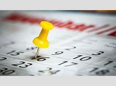 Feriados este es el calendario de días festivos para 2016