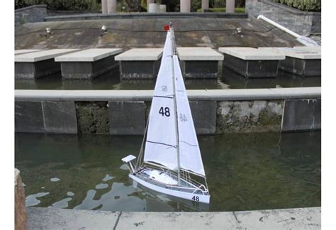ready  run remote control sailboat