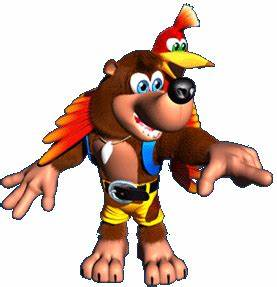 Super Smash Bros Most Wanted Banjo Kazooie The Free Cheese