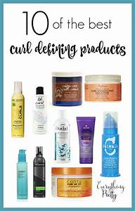 10 Best Curl Defining Products Everything Pretty