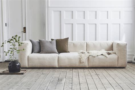 canapé portland mags module sofa remodelista