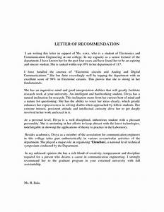 Sample Recommendation Letter For Student Bbq Grill Recipes 10 Best Images About Recommendation Letters On Pinterest Professional Letters Of Recommendation New Calendar Letter Of Recommendation Example Best Template Collection
