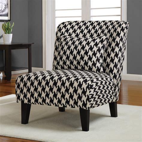 Black And White Accent Chair  Decor Ideasdecor Ideas