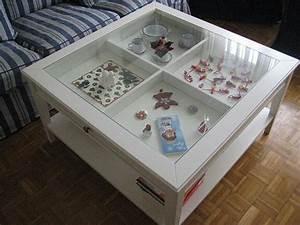 Couchtisch Glas Ikea : wie kann ich meine schublade von meinem glascouchtisch dekorieren dekoration wohnzimmertisch ~ Frokenaadalensverden.com Haus und Dekorationen