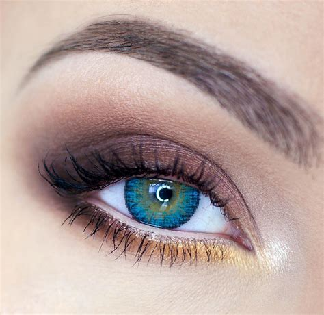 cosmetic color contacts freshlook colorblends turquoise cosmetic contact lenses