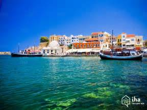 chania guest house bed breakfast greece iha com