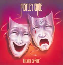 Image result for theatre of pain album cover
