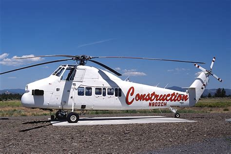 File:Sikorsky S-58JT, Construction Helicopters AN0631878 ...
