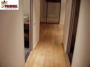 parquet massif parquet massif pose et mise en place With comment poser du parquet dans un couloir
