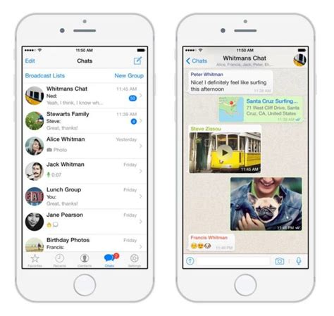 whatsapp for iphone whatsapp for ios update adds offline message queuing