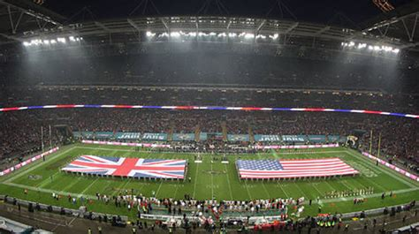 Total Frat Move London Wants To Host Super Bowl Crap