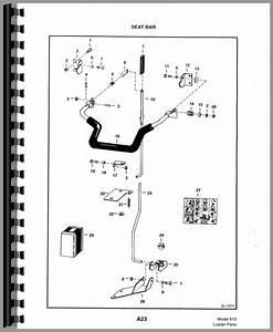 Bobcat 610 Skid Steer Loader Parts Manual