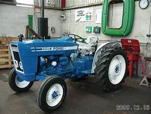 Ford 3000 Tractor Workshop Manual Download Free