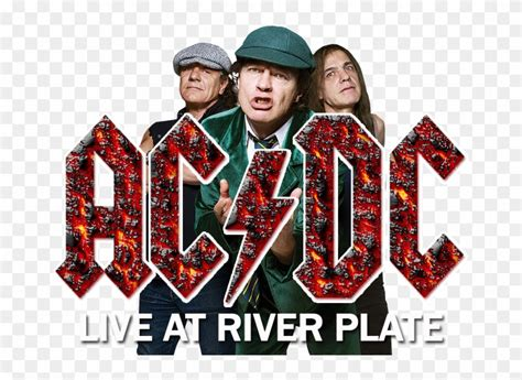 Live At River Plate Image - Acdc, HD Png Download ...