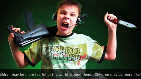 violence  tv shows affect childrens behavior