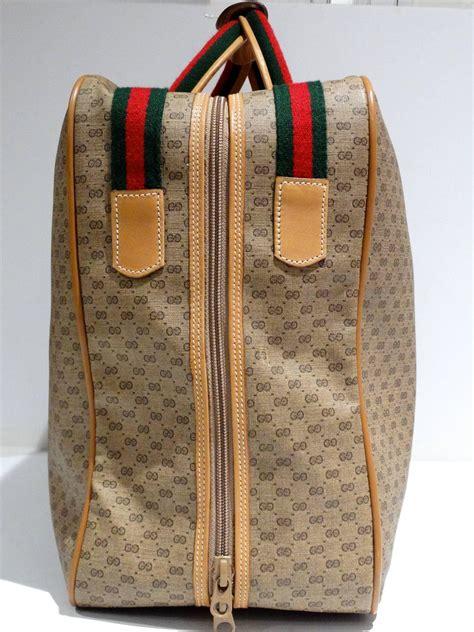 gucci weekender bag  stdibs