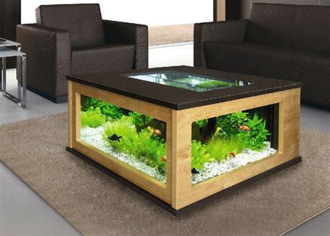 Aquarium Als Tisch by Aquariumtisch Kreative Entscheidung F 252 R Ihr Zuhause