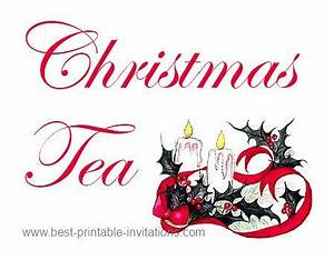 17 Best ideas about Christmas Tea on Pinterest