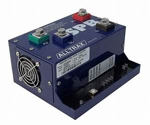 Speed Controller Solid State Series Type 48 Volt 200 Amp