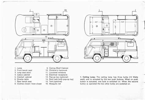 1970 Westfalia Campmobile Operating