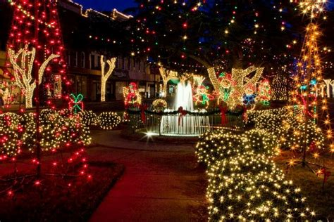 Christmas Lights In Forest City Nc Christmas Time