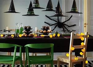 Halloween Deko Aus Amerika : zu halloween basteln meistern sie eine festliche tischdeko ~ Markanthonyermac.com Haus und Dekorationen