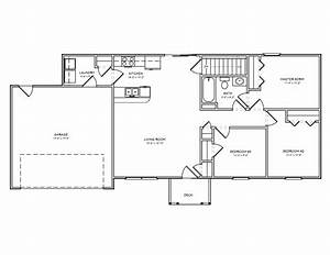 Small house plan small 3 bedroom ranch house plan the for 3 bedroom house plans with photos