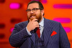 Doctor Who: Nick Frost Joins The Doctor For Christmas ...